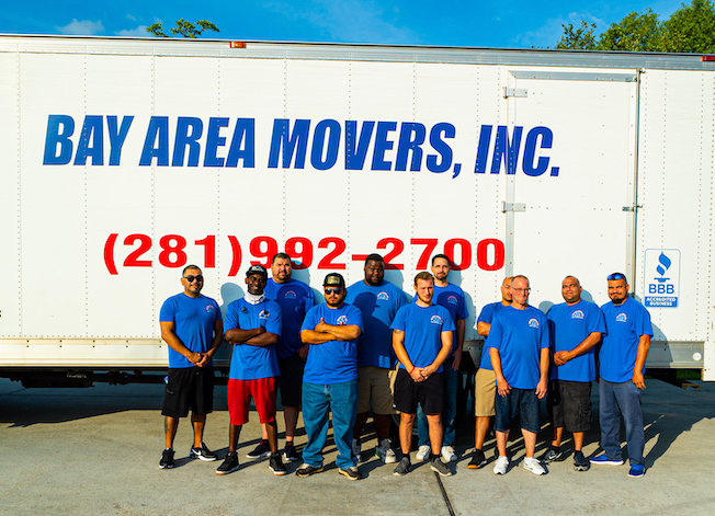 Bay Area Movers Employee Pic